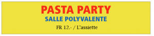 Pasta Party Corbières Ride for Life